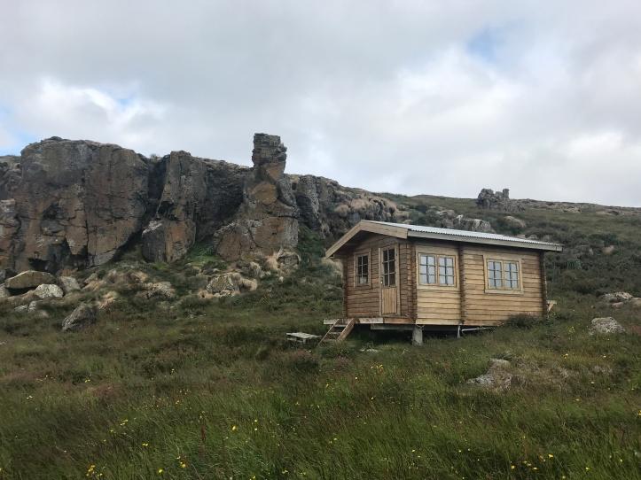 Refugio en Grímsey